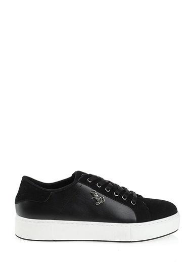 Derigo Sneaker Ayakkabı Siyah